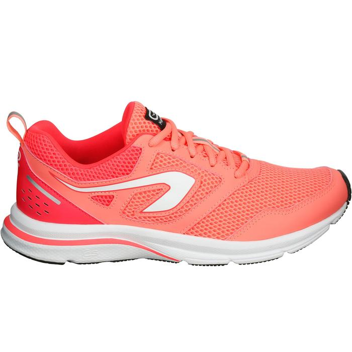 CHAUSSURES JOGGING FEMME RUN ACTIVE CORAIL - 1072281