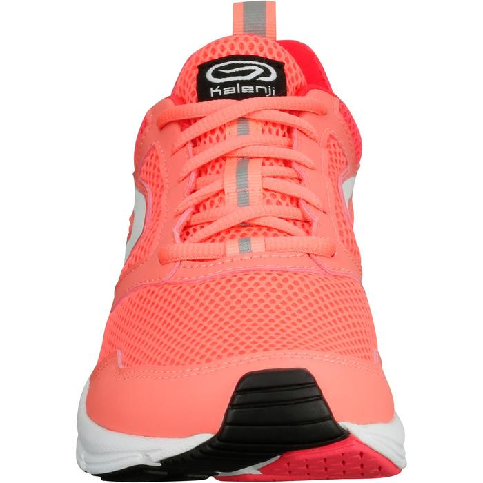 CHAUSSURES JOGGING FEMME RUN ACTIVE CORAIL - 1072311