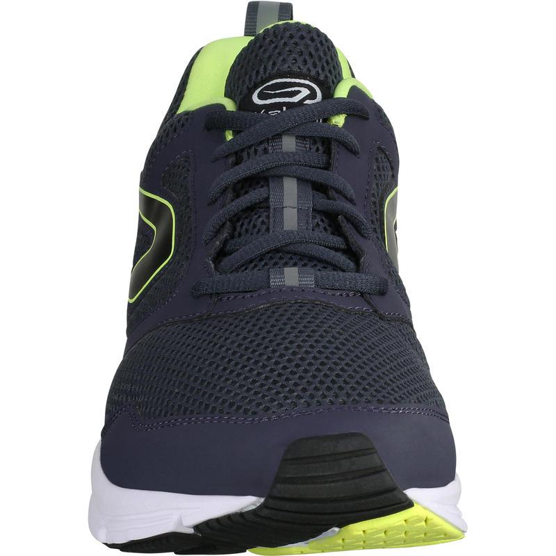 RUN ACTIVE MEN'S RUNNING SHOES - DARK GREY