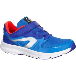Ekiden Active Scratch Children's Running Shoes - Blue/Red
