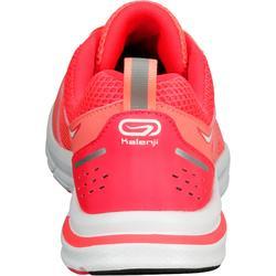 Laufschuhe Run Active Damen koralle