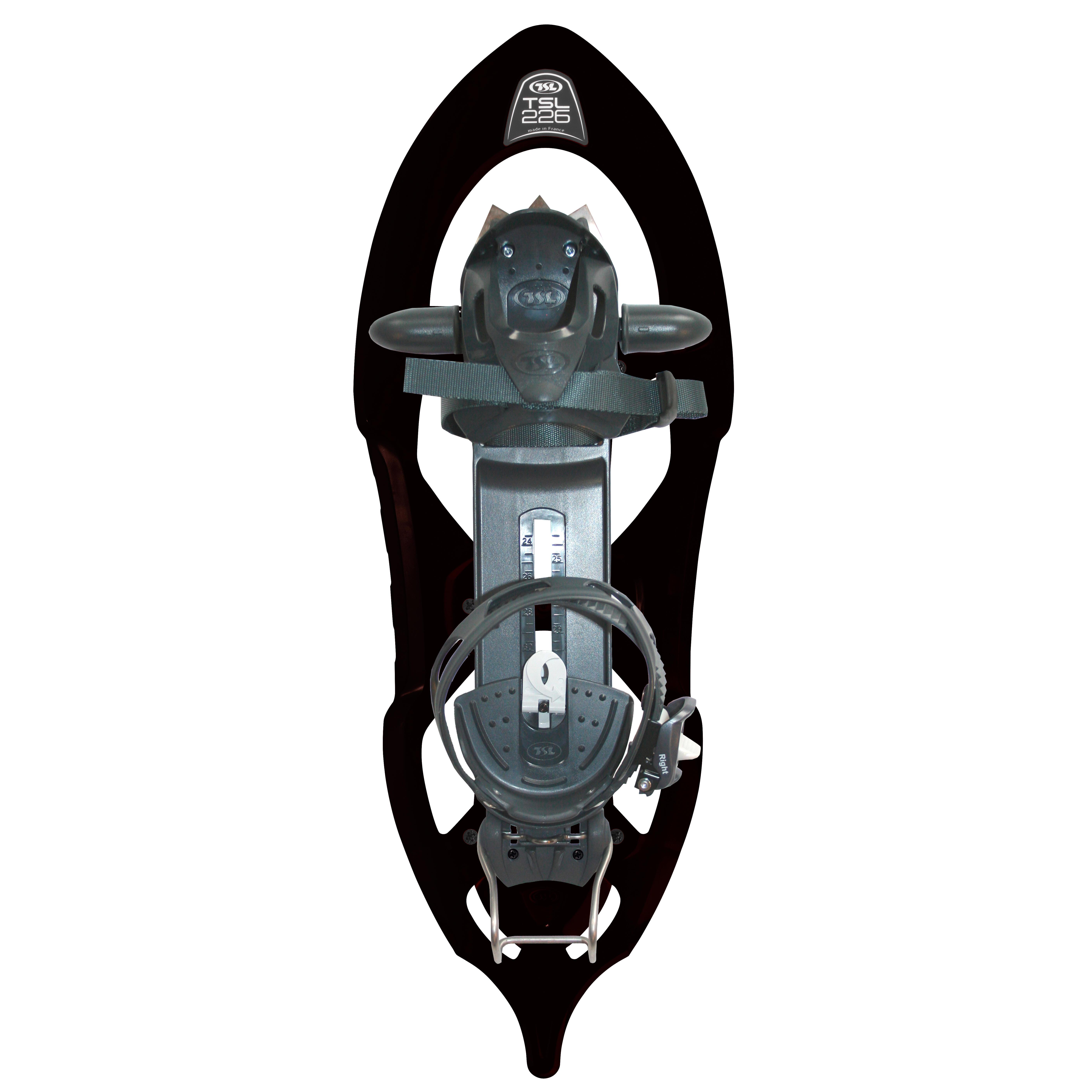 Schneeschuhe TSL 226 EVO großer Rahmen schwarz | Schuhe > Sportschuhe > Schneeschuhe | Tsl