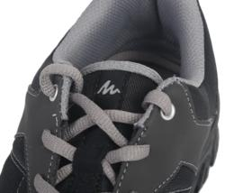 Men's NH100 Country Walking Shoes - Black
