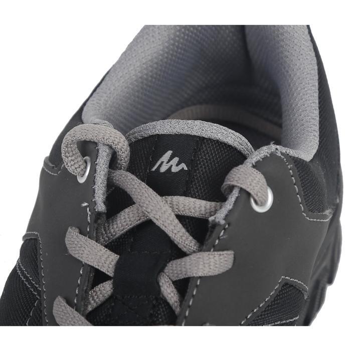 Chaussure de randonnée nature NH100 noire homme - 1072514