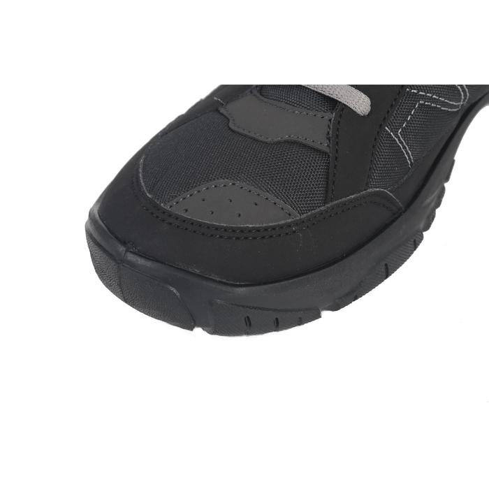 Chaussure de randonnée nature NH100 noire homme - 1072517