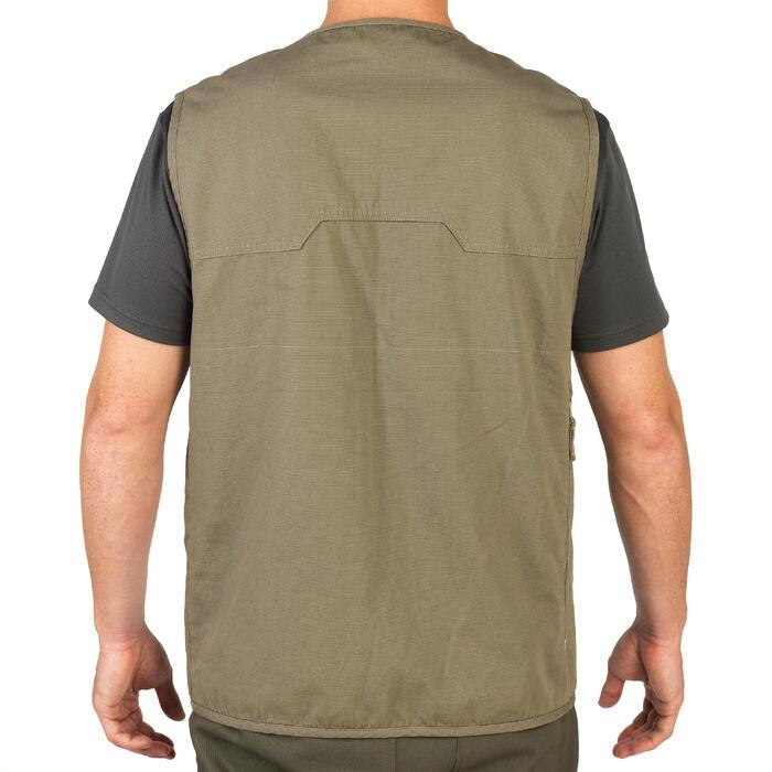 Mouwloos vest Light 500 groen - 1072554