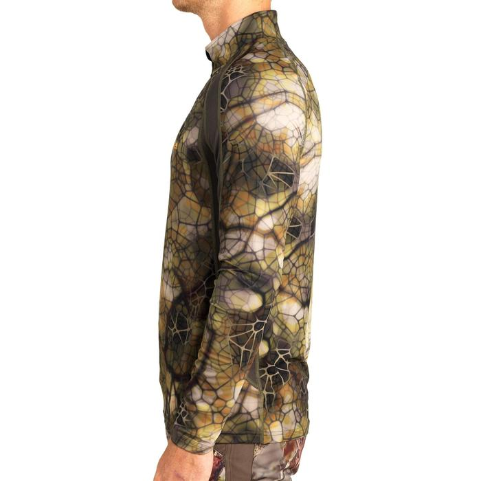 T-shirt actikam 500 light camouflage Furtiv