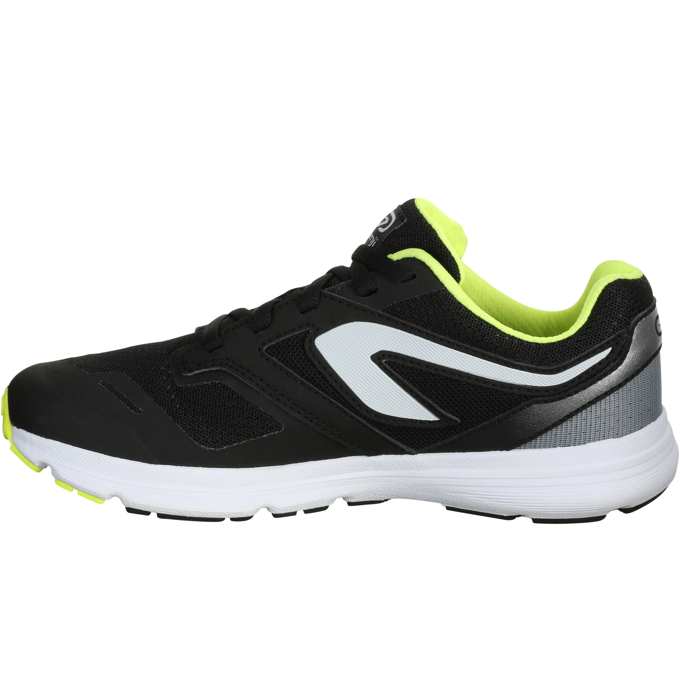 Kiprun Children's Running Shoes - Black