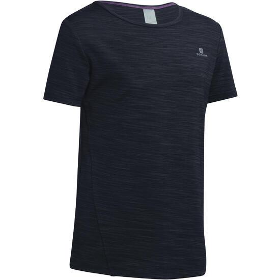 T-shirt korte mouwen gym Energy meisjes - 1072793