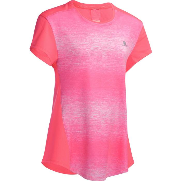 T-Shirt manches courtes Gym Energy fille - 1072807