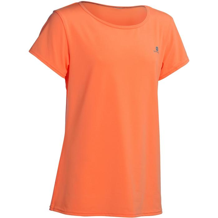 T-Shirt manches courtes Gym Energy fille - 1072827