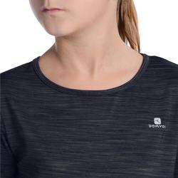 T-shirt korte mouwen gym Energy meisjes - 1072838