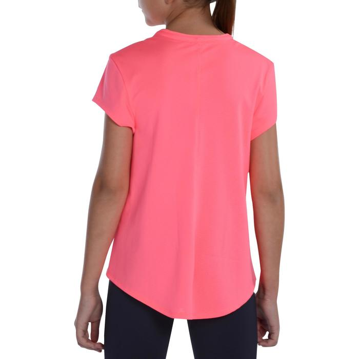 T-Shirt manches courtes Gym Energy fille - 1072859