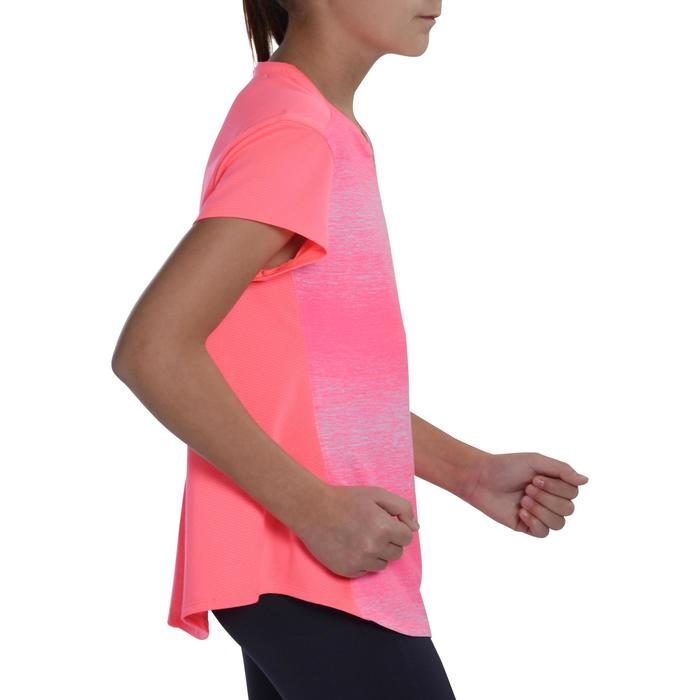 T-Shirt manches courtes Gym Energy fille - 1072861