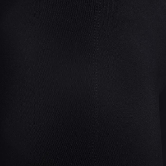 3/4-Hose S500 Gym Kinder schwarz/grau