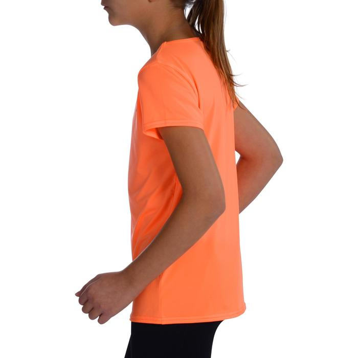 T-Shirt manches courtes Gym Energy fille - 1072892