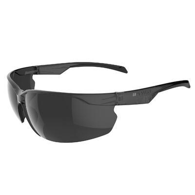 نظارات شمسية من الفئة 3 لركوب الدراجات 100 - اللون رمادي