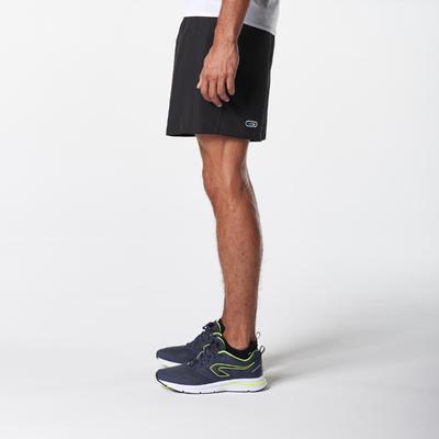 Чоловічі шорти Run Dry для бігу - Чорні