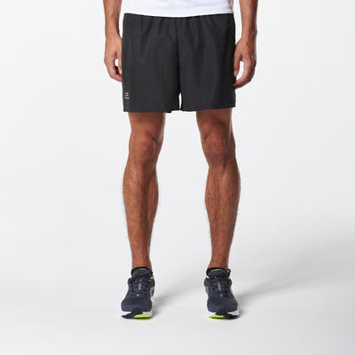 Pantaloneta Running Hombre Ekiden Negro