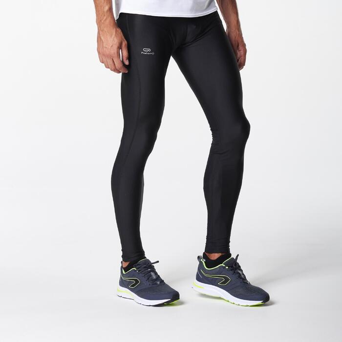 COLLANT RUNNING HOMME RUN DRY NOIR - 1073318