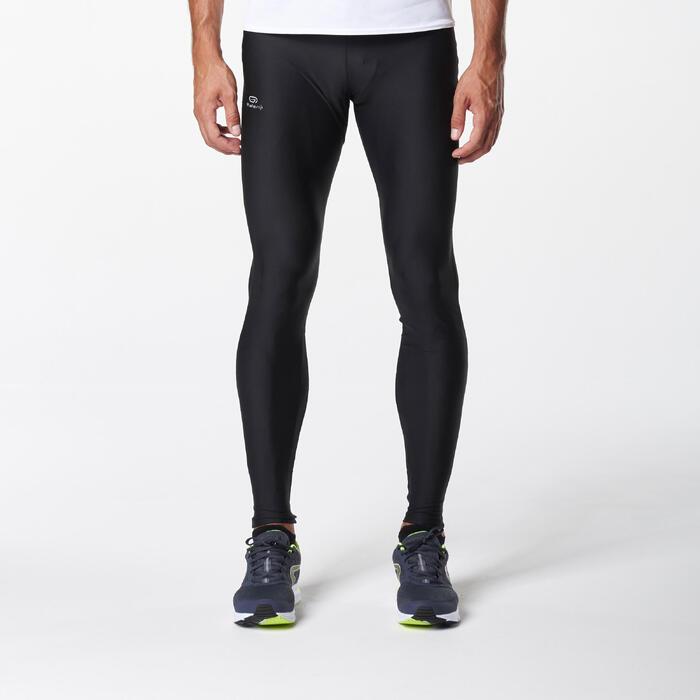 COLLANT RUNNING HOMME RUN DRY NOIR - 1073328