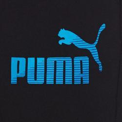 Pantalón Corto Chándal Gimnasia Puma Niño Negro