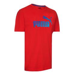 T-shirt Fitness jongens Puma DryCELL rood