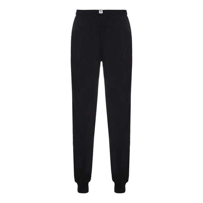 Pantalon Fitness fille noir - 1073448
