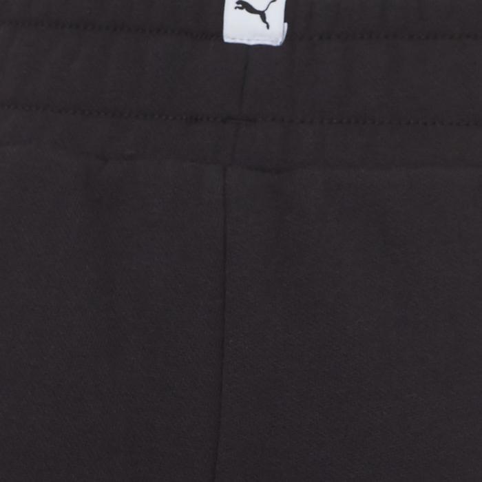 Pantalon Fitness fille noir - 1073449