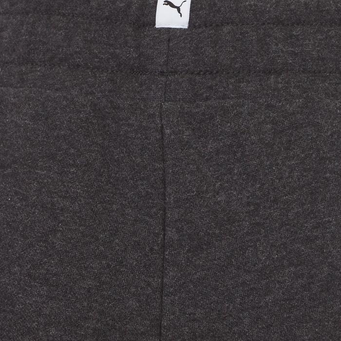 Pantalon Fitness fille gris - 1073452