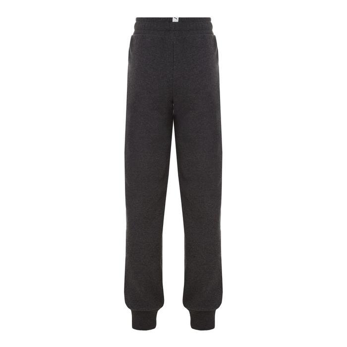 Pantalon Fitness fille gris - 1073459