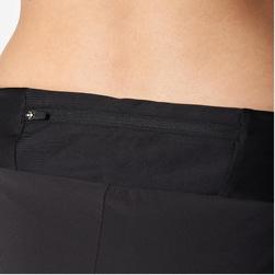 Damesshort voor jogging Run Dry zwart