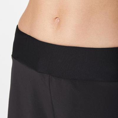 מכנסי ריצה קצרים לנשים דגם RUN DRY - שחור