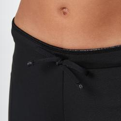 Run Dry Kids' Cropped Trousers - Black