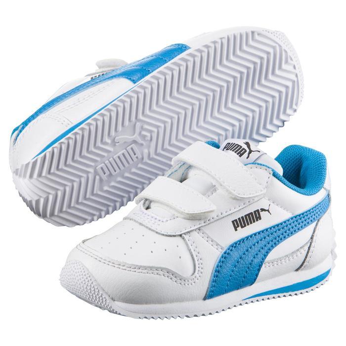 Chaussures bébé garçon FIELDSPRINT blanc bleu - 1074669