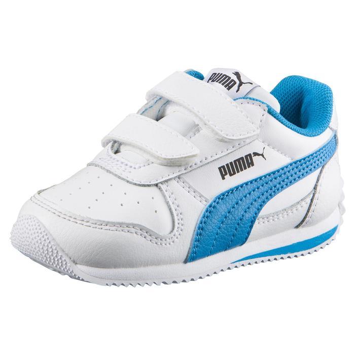 Chaussures bébé garçon FIELDSPRINT blanc bleu - 1074673