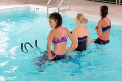 Chloorbestendig damesbadpak Anna voor aquabike - 1074700