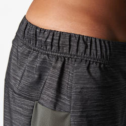 Run Dry + Men's Running Shorts - Grey