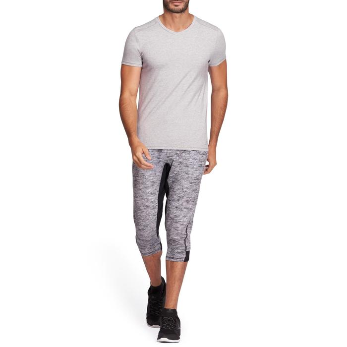 T-Shirt slim Gym & Pilates homme - 1074866