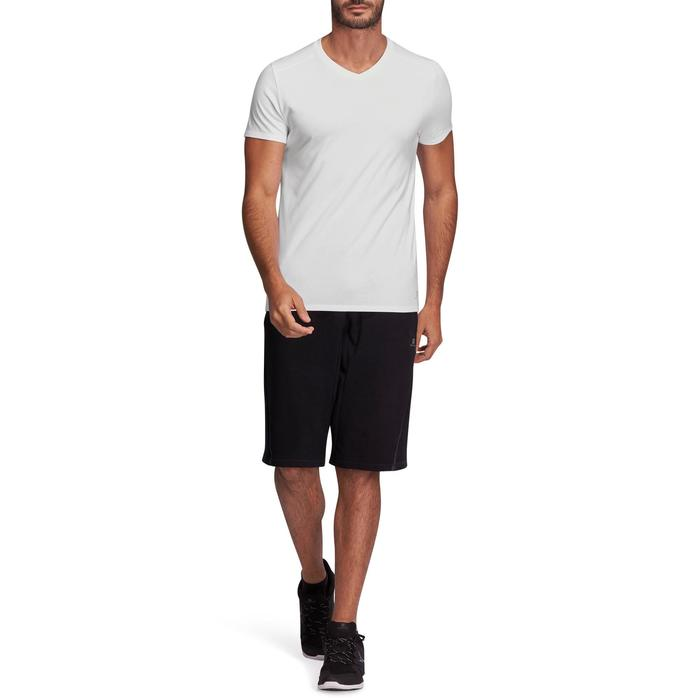 T-Shirt slim Gym & Pilates homme - 1074918