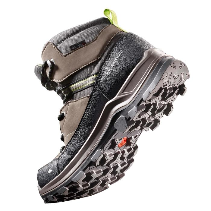 Chaussures de randonnée montagne enfant MH500 mid imperméable - 1074933