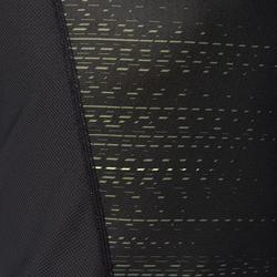 Camiseta Sin Mangas Running Kalenji Kiprun Light+ Hombre Negro Print