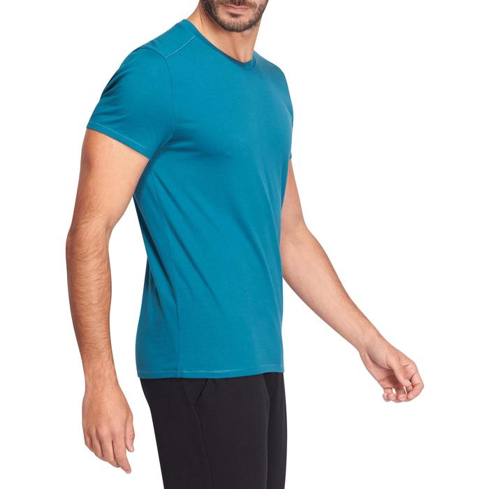 T-Shirt slim Gym & Pilates homme - 1075207