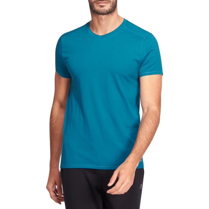 T-Shirt slim Gym & Pilates homme - 1075304