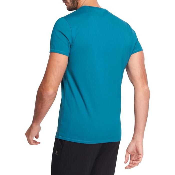 T-Shirt slim Gym & Pilates homme - 1075314