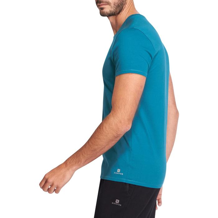 T-Shirt slim Gym & Pilates homme - 1075343