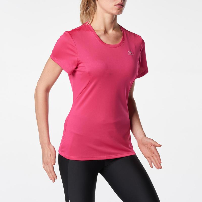 26c030e388 Buy Ekiden Ts Pink Women Running T Shirt Onine In India