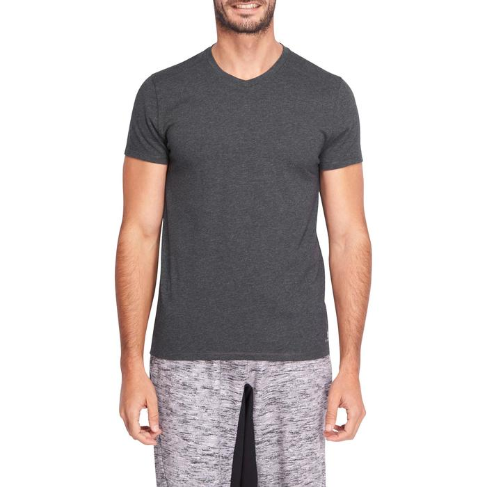 T-Shirt slim Gym & Pilates homme - 1075449