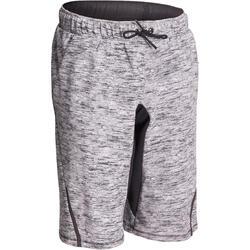 Short Fitness op kniehoogte 900 gym en pilates voor heren