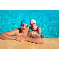 Gafas Natación Piscina Nabaiji 100 Niños Rosa/Azul Antivaho
